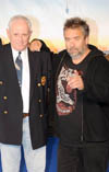 Richard O'Barry et Luc Besson