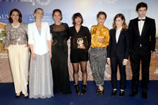 Anne Berest, Clémence Poesy, Audrey Dana, Ana Lily Amirpour, Lola Bessis, Christine & the Queen, Freddie Highmore