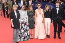 Clémence Poesy, Anne Berest, Lola Bessis, Audrey Dana, Christine & the Queen, Freddie Highmore