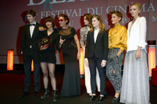 Freddie Highmore, Ana Lily Amirpour, Audrey Dana, Anne Berest, Christine & the Queen, Lola Bessis, Clémence Poesy