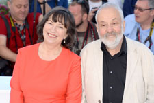 Marion Bailey, Mike Leigh