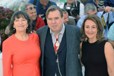 Marion Bailey, Timothy Spall, Dorothy Atkinson