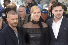 Tom Hardy, Charlize Théron, Nicholas Hoult