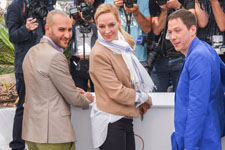 Mohamed Diab, Uma Thurman, Reda Kated