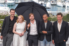 Claes Bang, Elisabeth Moss, Ruben Ostlund, Christopher Laesso, Dominic West