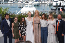 Colin Farell, Angourie Rice, Addison Riecke, Elle Fanning, Nicole Kidman, Sofia Coppola, Kirsten Dunst, Youree Henley