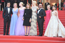 Colin Farrell, Kirsten Dunst, Elle Fanning, Sofia Coppola, Nicole Kidman, Youree Henley,Angourie Rice, Addison Riecke