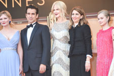 Kirsten Dunst, Elle Fanning, Colin Farrell, Nicole Kidman, Sofia Coppola, Angourie Rice