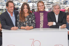 Vincent Lindon, Severine Caneele, Izia Higelin, Jacques Doillon